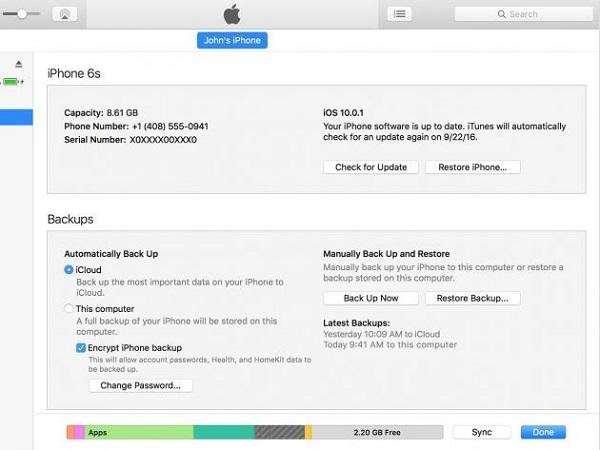 Hướng dẫn cách khắc phục iPhone 7 mất IMEI