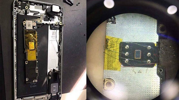 Lắp SIM vào iPhone và theo dõi quá trình kích hoạt