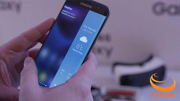 Samsung S7 Edge loi am thanh