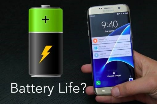 Samsung S7 Edge tụt pin nhanh