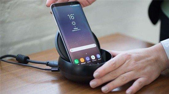 Samsung S8 bi nong may
