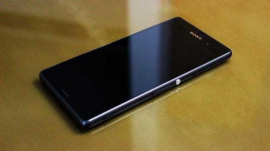 Thay man hinh Sony Z3