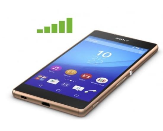 Sony Z3 bi mat song