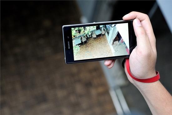 Sony Z5 hư camera sau