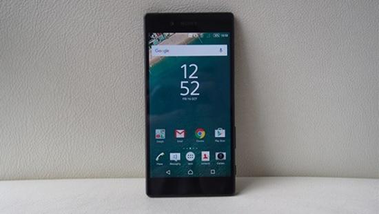 Sony Z5 khong nhan tai nghe