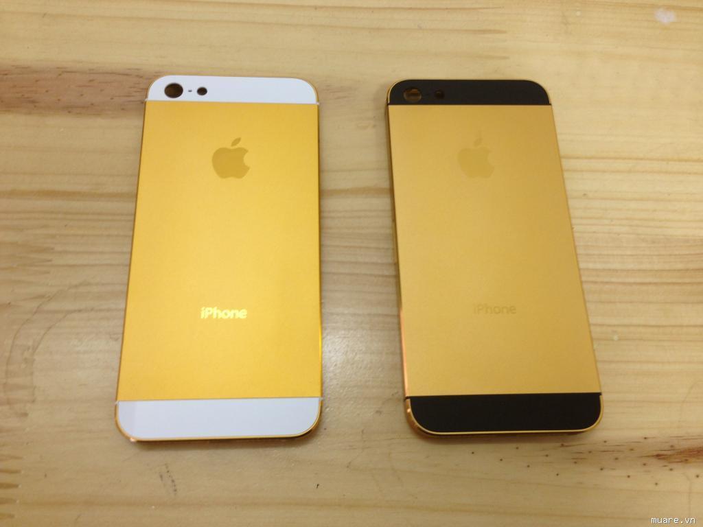 Độ vỏ iPhone 5