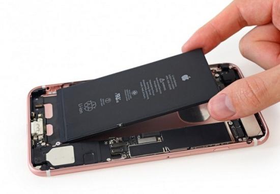 iPhone 7 Plus không nhận sạc