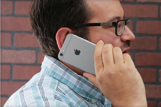 iPhone 6 Plus bi loi mic