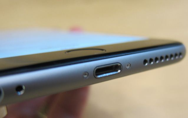 iPhone 6 bị lỗi loa ngoài