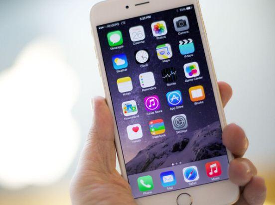 iPhone 6 bị lỗi sóng