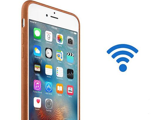 sửa Wifi iPhone 7