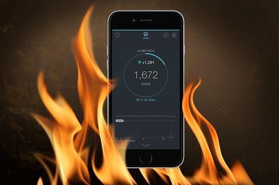 Thông tin nguyên nhân và cách khắc phụciPhone 7 Plus bị nóng máy