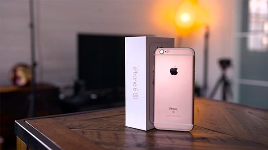 Lỗi iPhone 6s không nhận cable máy tính