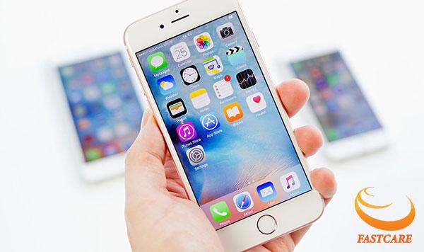 loi iphone 6 Plus bi nong may