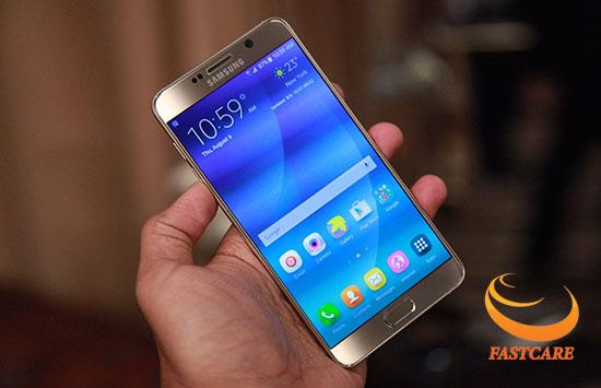loi Samsung Note 5 mat am thanh