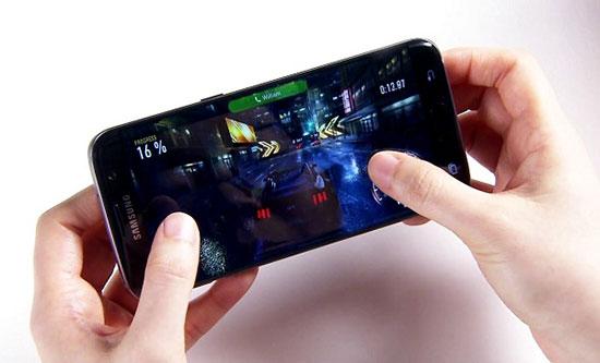 pin Samsung S7 Edge tut nhanh
