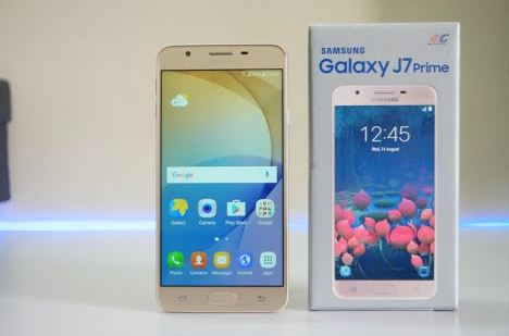 Cách chuyển ứng dụng sang thẻ nhớ Samsung J7 Prime