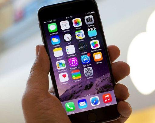Sửa iPhone 6 mất nguồn