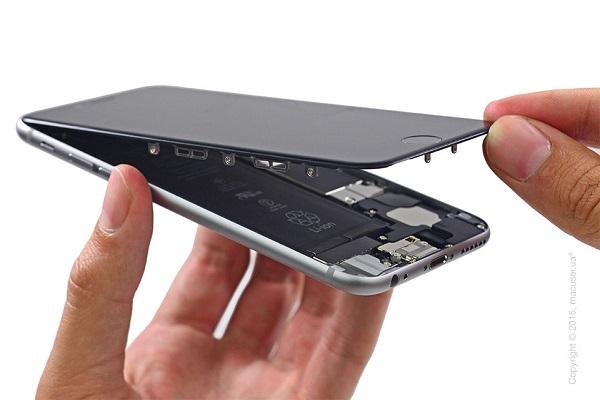 iPhone 7 Plus bị ám vàng
