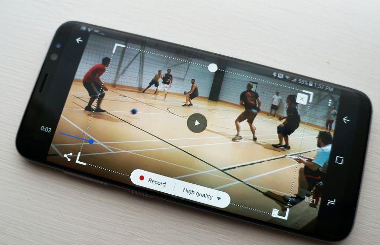 Tạo ảnh động trên Samsung S8, S8 Plus