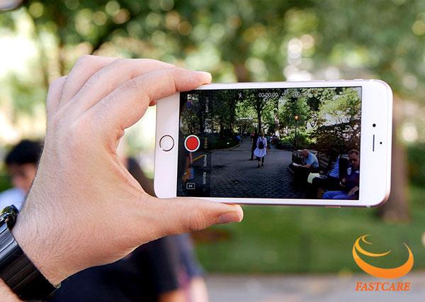 Thay camera iPhone 6 Plus