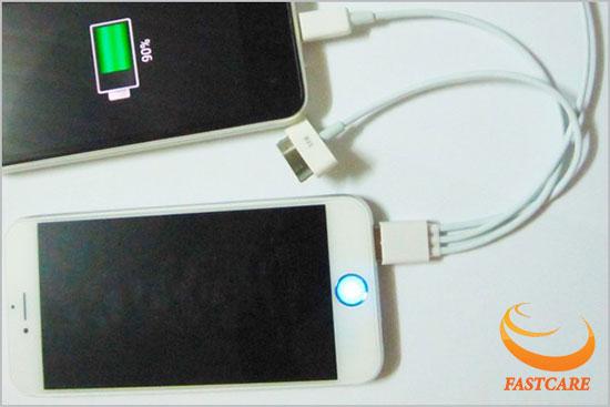 Thay chuoi sac iPhone 6s Plus gia re