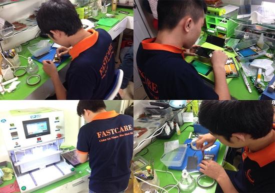 FASTCARE - trung tâm sửa chữa iPhone chuyên nghiệp