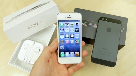 Thay mic iPhone 5