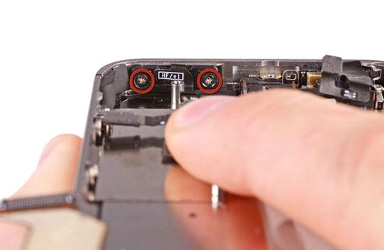 Thay nut volume iPhone 5s