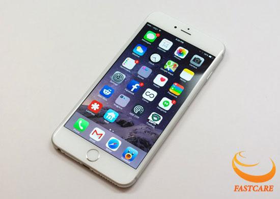 Thay pin iPhone 6 Plus gia re