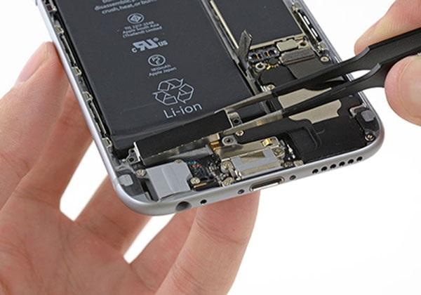 thay rung iPhone 7 Plus