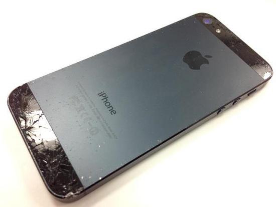 thay vo iPhone 5