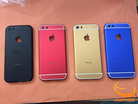 Thay vo iPhone 5s chat luong