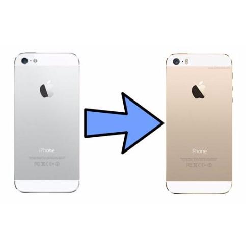 Thay vỏ iPhone 5s chất lượng tại Fastcare