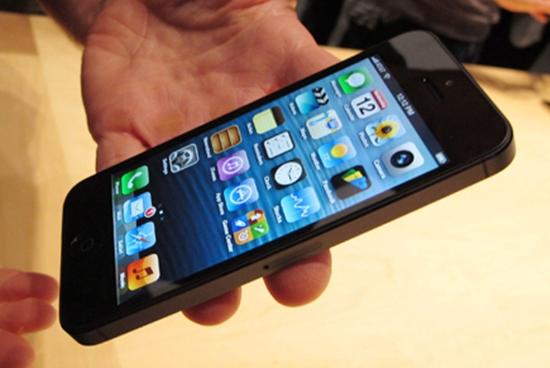 Thay volume iPhone 5