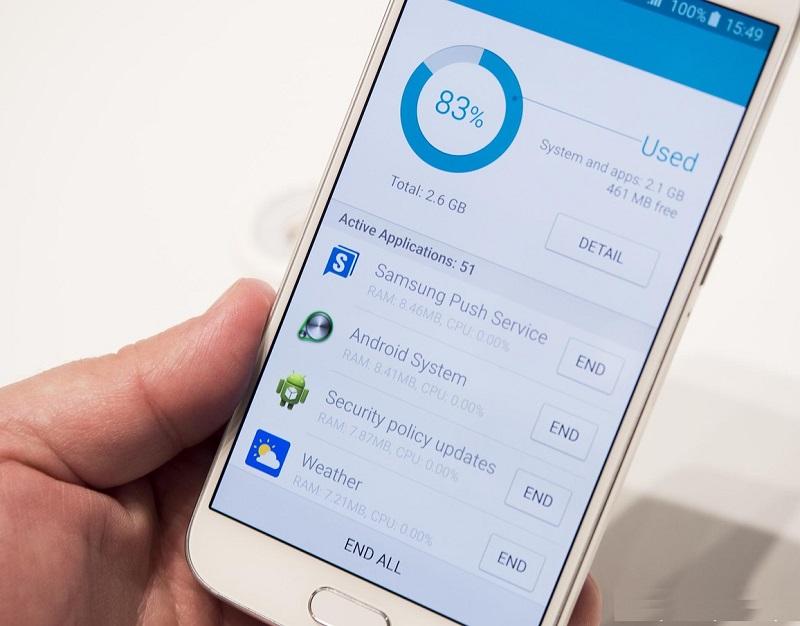 Cách tăng RAM lên đến 4GB cho điện thoại Android chạy mượt hơn