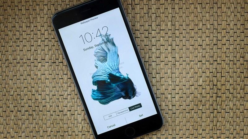Tạo ảnh động cho iPhone chưa bao giờ dễ đến thế!