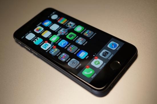 iPhone 6 hu nut nguon