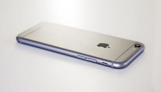 iPhone 6 hu nut volume