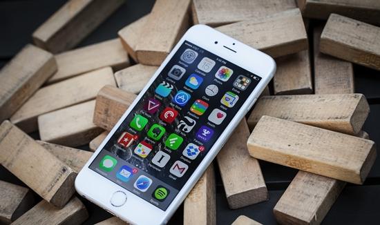 iPhone 6 bi rung man hinh