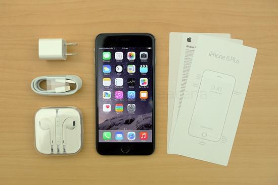 iPhone 6s Plus khong nhan sac