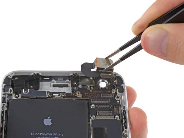 iPhone 6s Plus lỗi camera sau