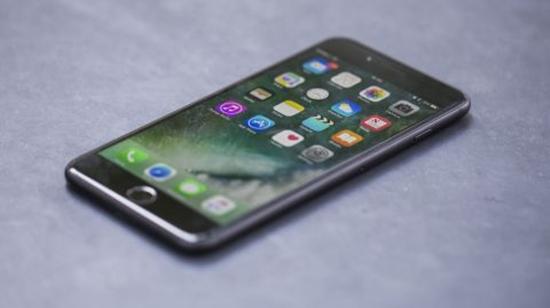 iPhone 7 Plus hu duoi sac