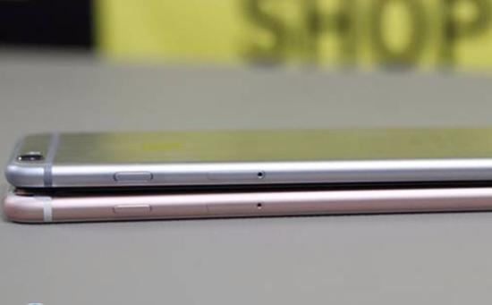 iPhone 7 Plus bị đen màn hình