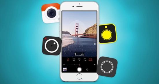 Camera sau iPhone 7 Plus bi mo