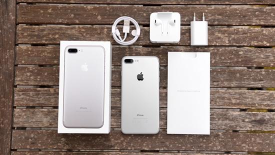 iPhone 7 Plus hư camera sau