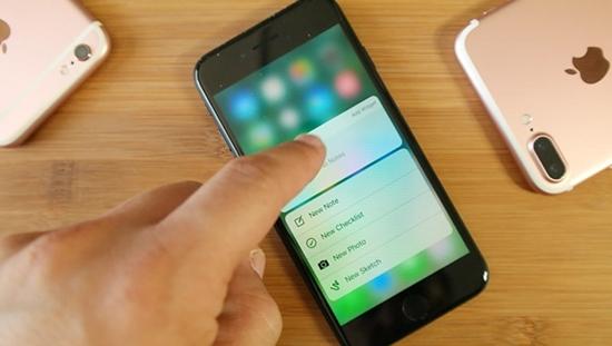 iPhone 7 loa nho