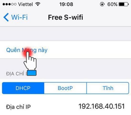 iPhone 6 Plus bi loi Wifi