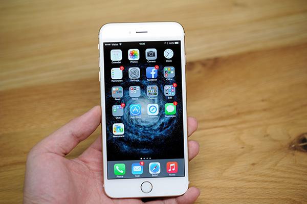 Gỡ ứng dụng xung đột để khắc phục iPhone 6 Plus bị sập nguồn