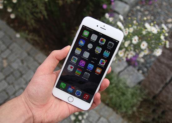 Khắc phục iPhone 6S Plus mất âm thanh